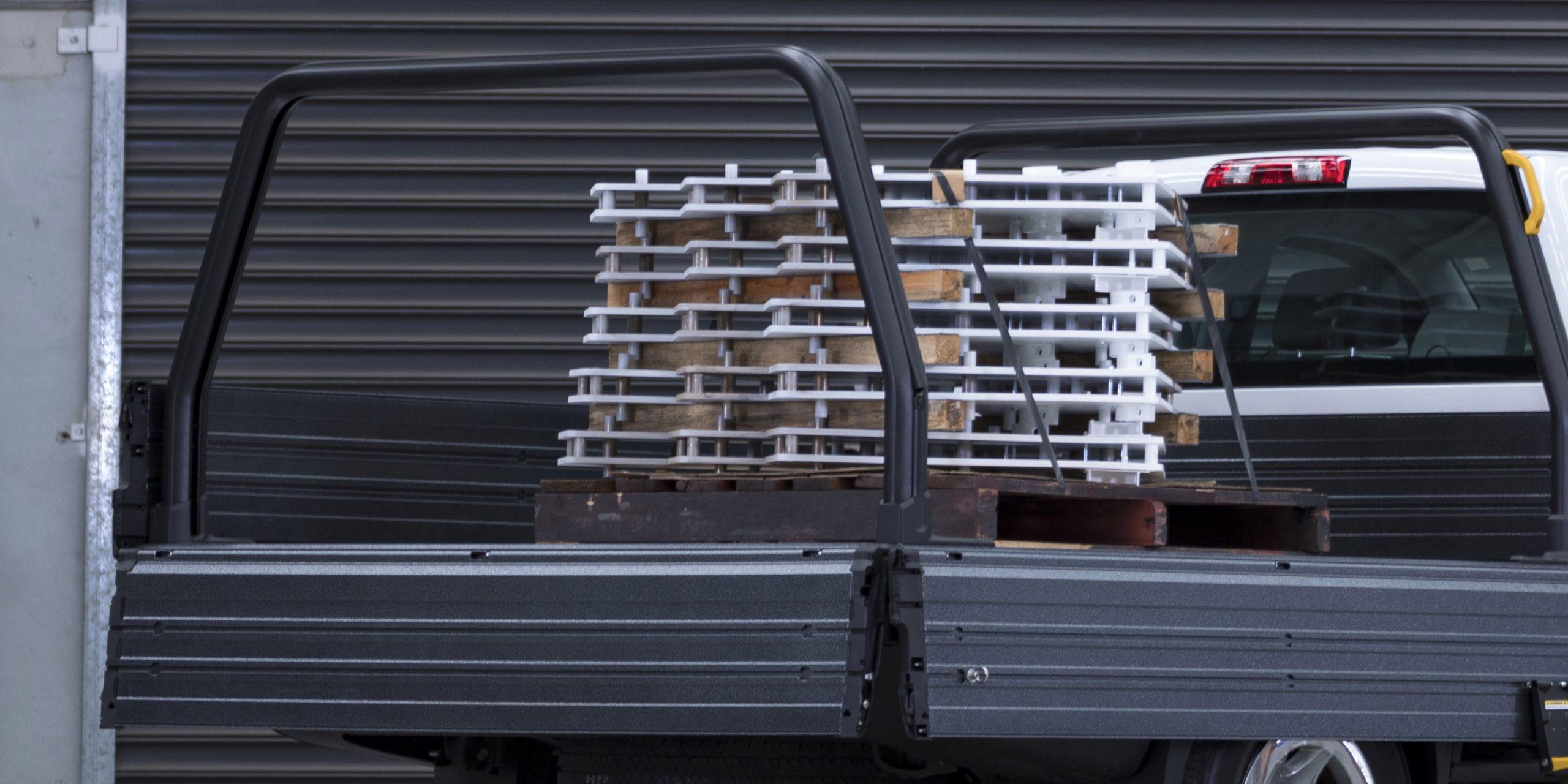 Comtruk rack bar